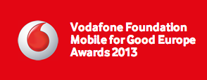 Vodafone Foundation Mobile for Good Europe Awards 2013